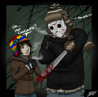 Jason's Cold by soulshelter