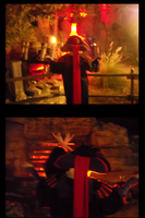 HELLFIRE...in Frontierland? by ChristineFrollophile