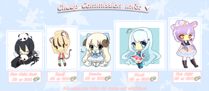 $3-$5 Commission Info: by le-pink-piglet