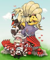Wolfy's Pokemon Stack by BoogersXD