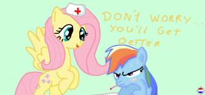 don't worry... you'll get better... by dutch-brony