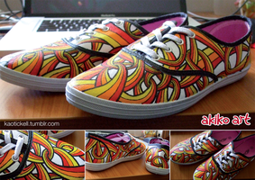 Sample Shoes - No. 1 by kaotickell