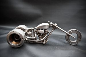 EXILE TRIKE by ShaneMartinDesigns