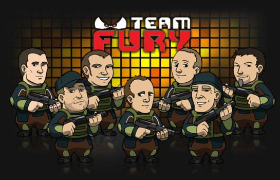 Tsai Lim Team Fury Work by c0axial