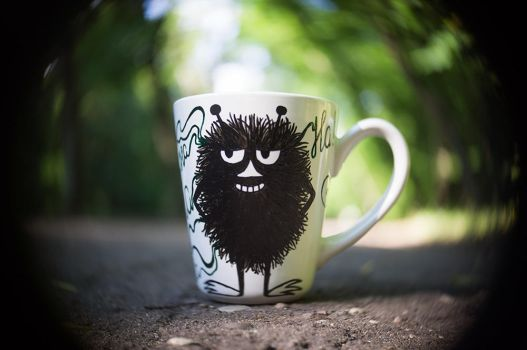 The Moomins: Stinky Mug by smist