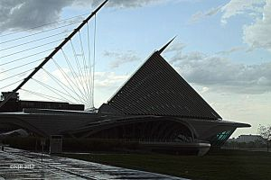 Milwaukee Art Museum by igarcia