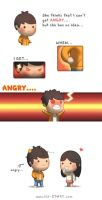 Angry by hjstory
