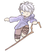 Jack Frost by Nollaig