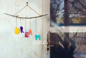 I hung my dreams on the doorstep by Bucikah