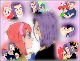 Trunks Good Times by Dickie2008