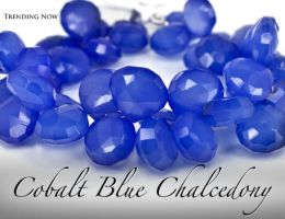 Cobalt blue by BeadsofCambay