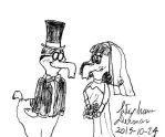 Happy Wedding: Cedric Sneer and Sophia Tutu by stephdumas