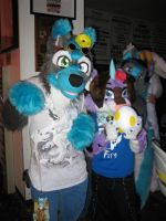 June Furbowl 11 by Rennon-the-Shaved
