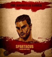 Spartacus animated series by MekareMadness