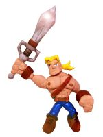 New Adventures He-Man by planetbryan