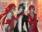 Grell, Sebastian, Madame Red by Dorothy-of-Oz
