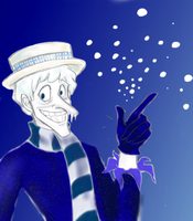 Mr. White Christmas by anago