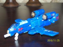 Autobot Cobra Ratler A-10 1 by coonk9