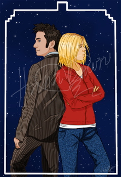 Doctor Who: I believe in her by hana-dawn