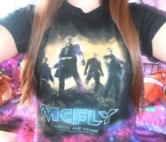 McFly t-shirt by McLeea