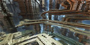 The Mandelbox Revisited by MarkJayBee