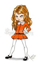 Veruca Salt by AmberCherryBomb