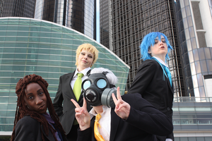 Dramatical Babes by pomprii