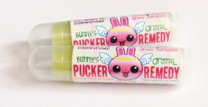 Bunnys Original Pucker Remedy by xlilbabydragonx
