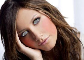 Ashley Tisdale Hypnotized by charcomb