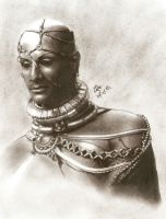 Xerxes the Great by CzaShinobi