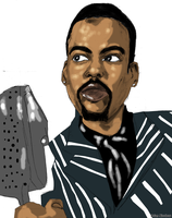 Chris Rock by Bicabo