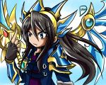 Brave Frontier - Ice Angel Sergio by shirodebby