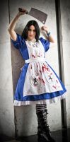 Alice Madness Returns - Come closer by gyanax