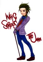 The Joker by SoWhyCantI