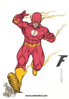 F is for FLASH by mdavidct
