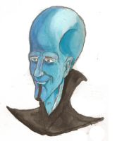 Megamind by Shukibaby
