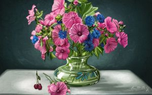 Still Life-Flowers by keillly