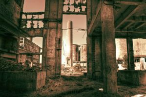 Chemical Plant Debris 3 by Diesel74656