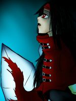 Vincent Valentine by Animefanka