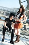 FF7 - CrisisCore - Meeting by m00nf1sh