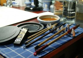 Brushes by Himmapaan