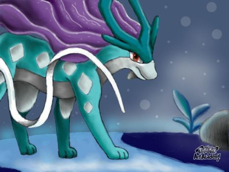 Suicune by 29steph5
