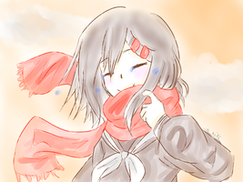 [sketch] Ayano by Noruark