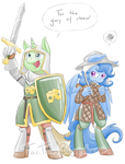 For the glory of cheese! by TariToons