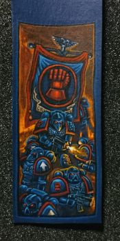 Crimson Fists1 by Wideen