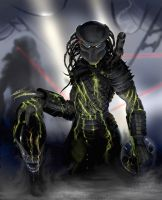 Predator - the movie character by Shockbolt