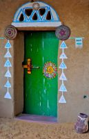 The Nubian door by Nile-Paparazzi