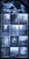 Winter DreamLand backgrounds by moonchild-ljilja