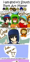 South Park Meme by Yoshiie