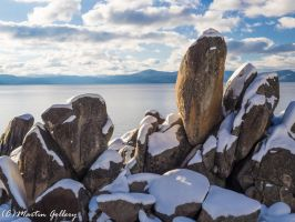 Lake Tahoe Nevada snow150301-84 by MartinGollery